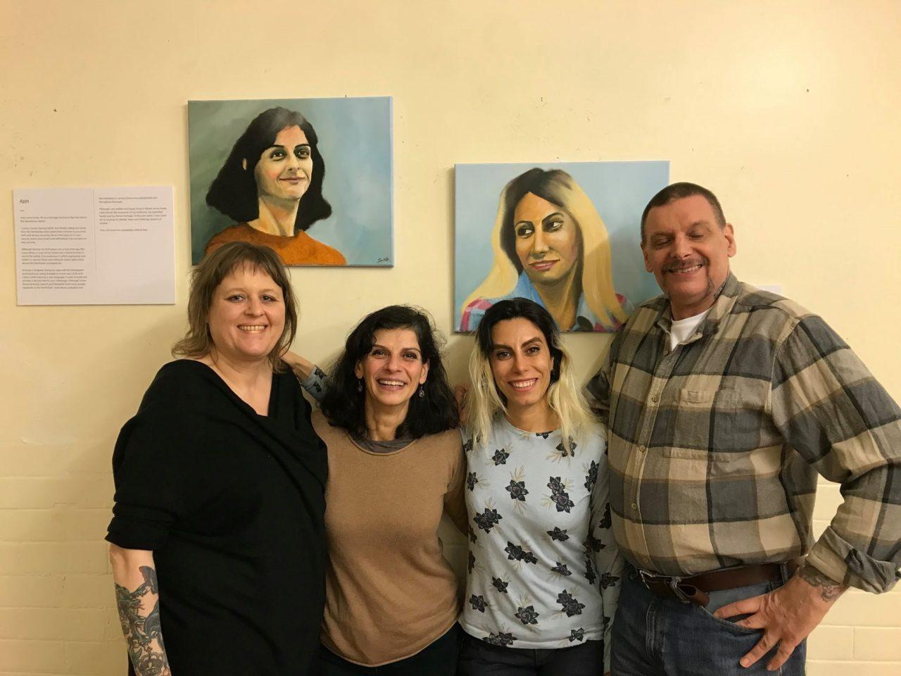 Community groups across Newcastle mark HMD 2019