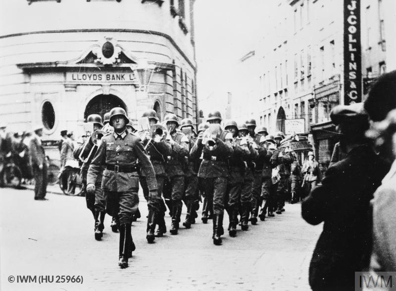 HMDT Blog: The 80th anniversary of the German occupation of the Channel Islands by Dr Gilly Carr