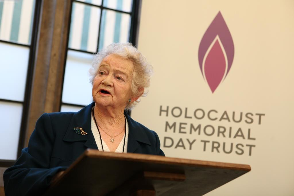 Honours awarded to survivors of the Holocaust