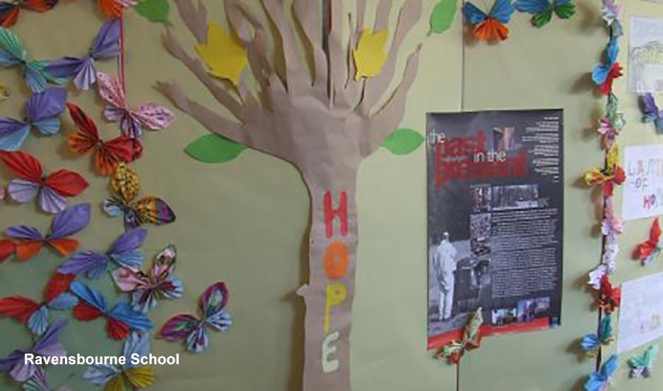 Inclusive craft activities to mark HMD