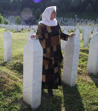 Hatidža Mehmedović and the Mothers of Srebrenica