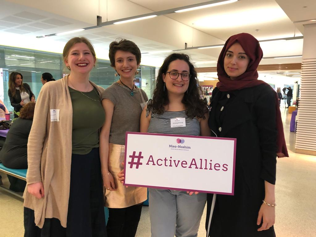 HMDT Blog: Six ways to be an #ActiveAlly - by Elizabeth Arif-Fear