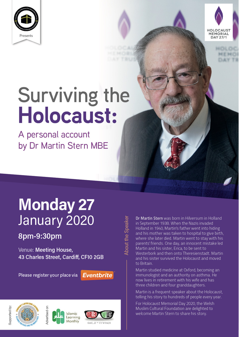 Surviving the Holocaust: a personal account