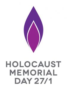 Holocaust Memorial Day (27/1) Service