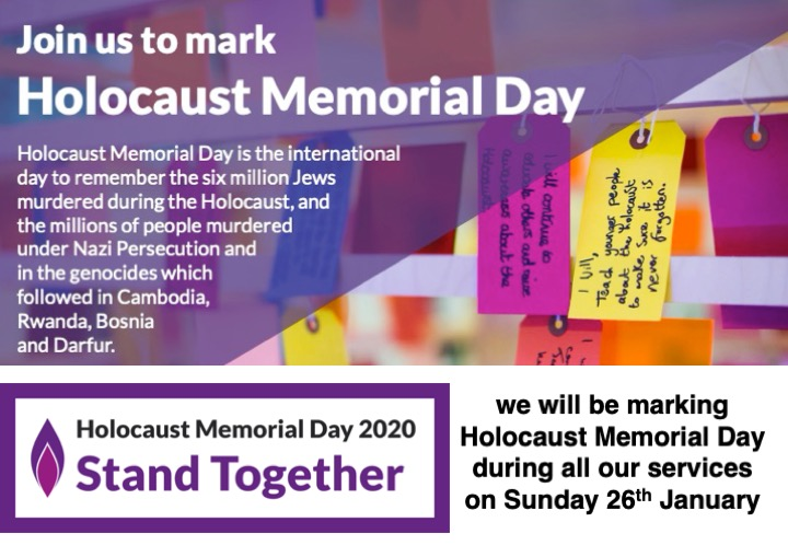 Holocaust Memorial Day Remembrance