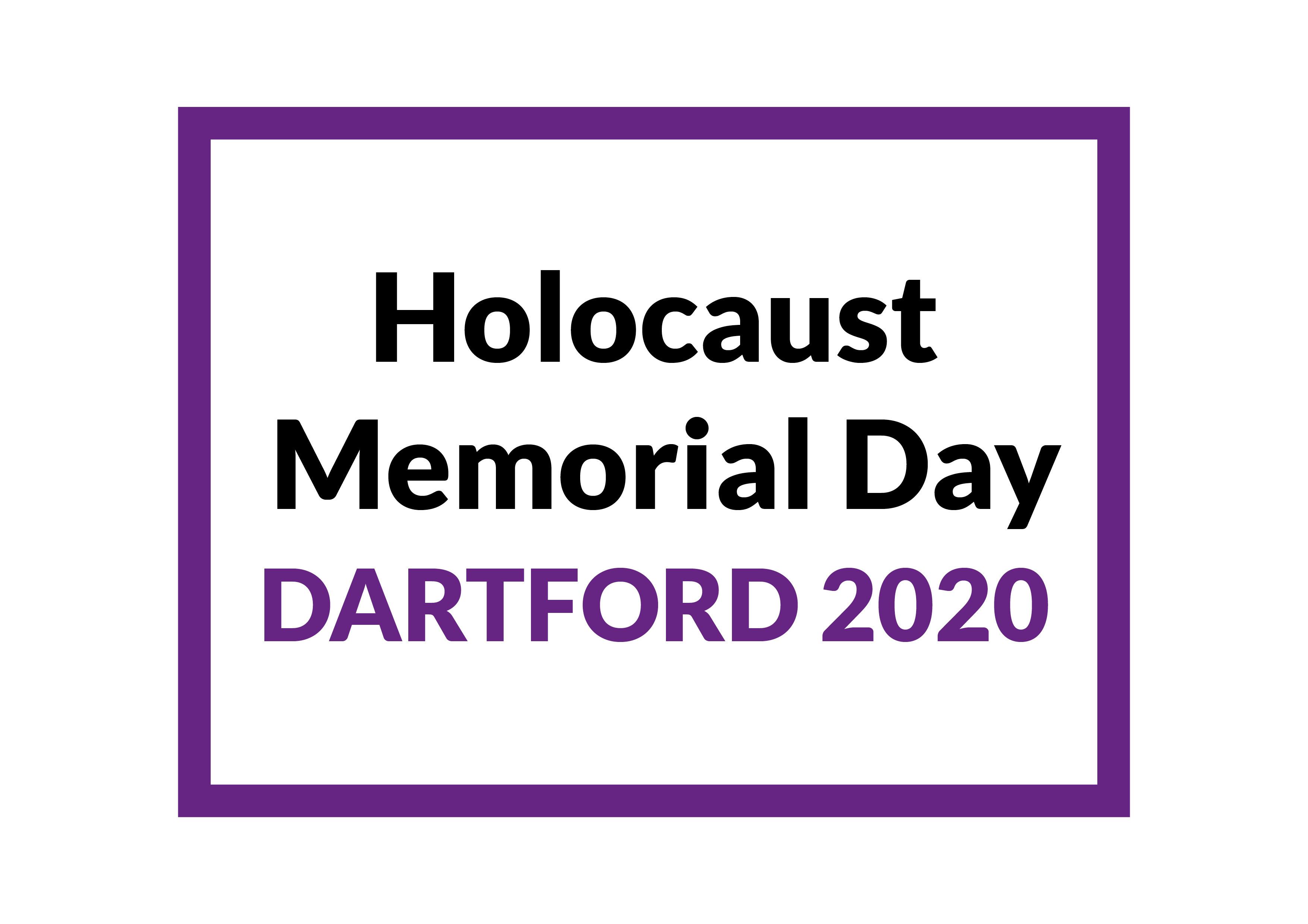Holocaust Memorial Day Commemoration