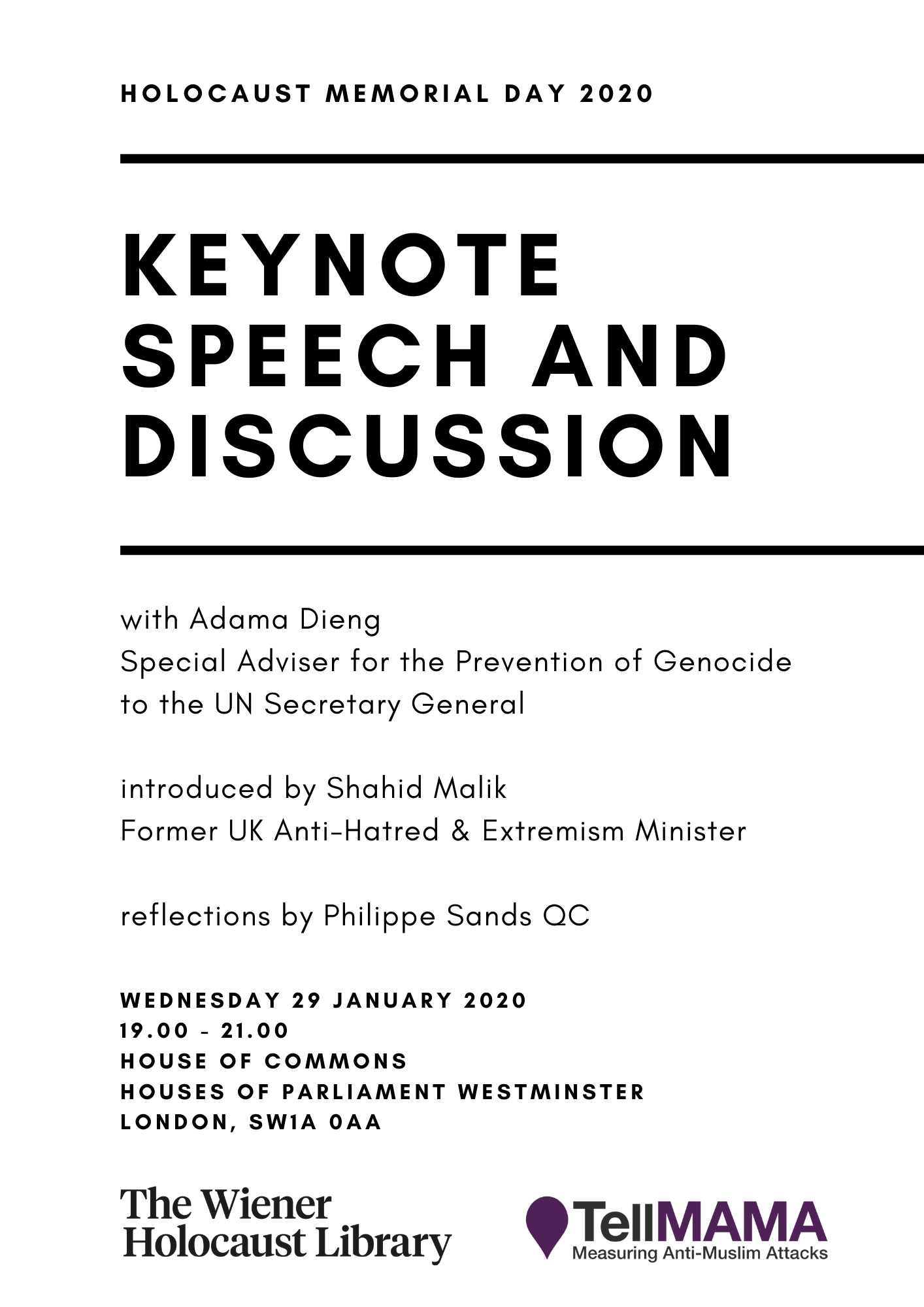 Keynote Speech and Discussion