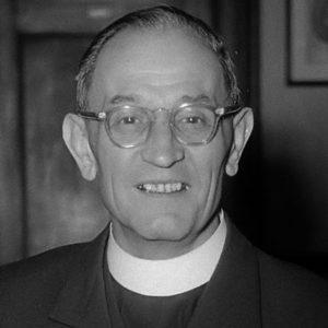 Pastor Martin Niemöller