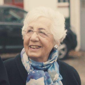 Helen Aronson BEM