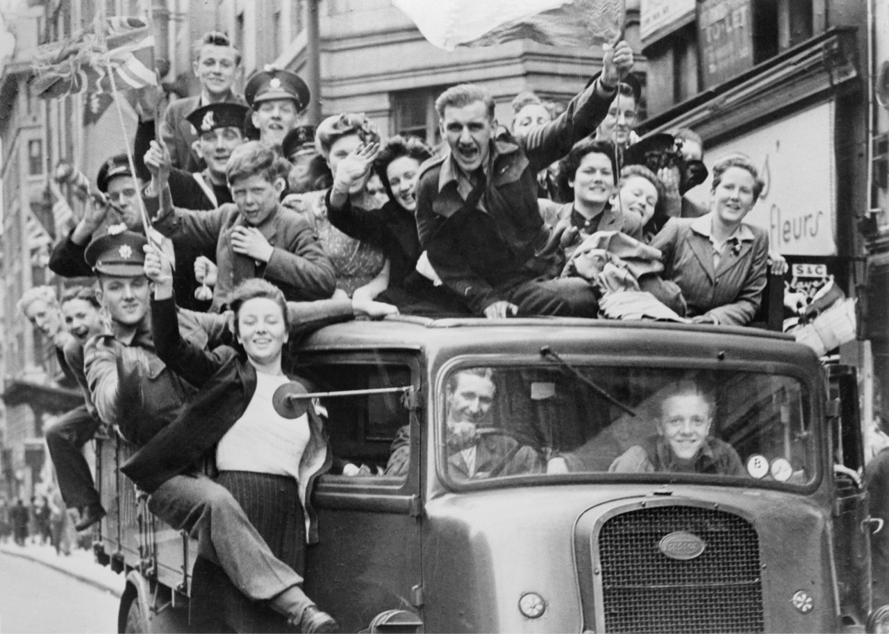 HMDT blog: Survivors' perspectives on VE Day, 75 years on