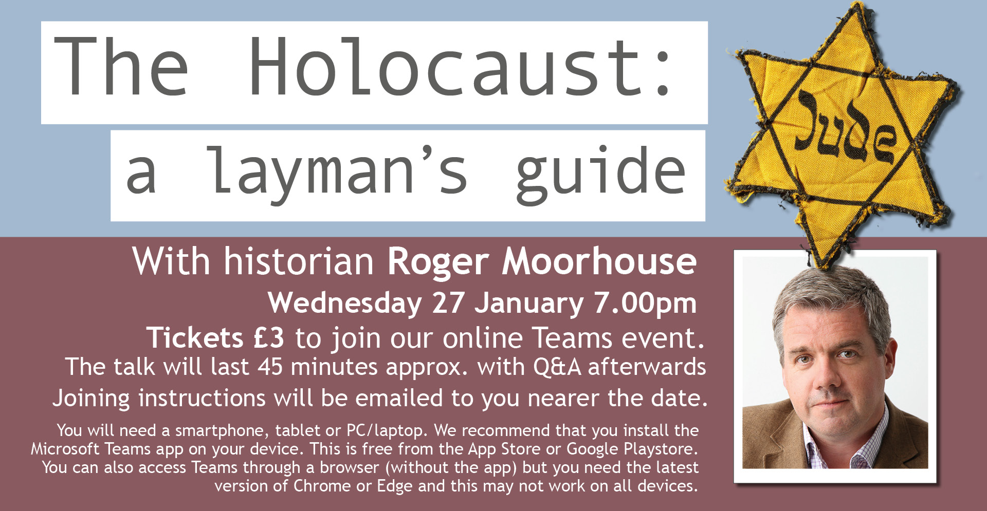 The Holocaust: A layman's guide