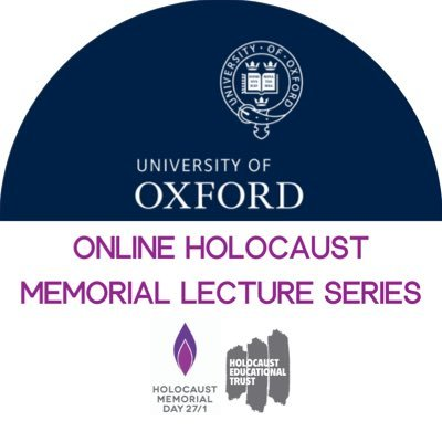Oxford Holocaust Memorial Lecture Series