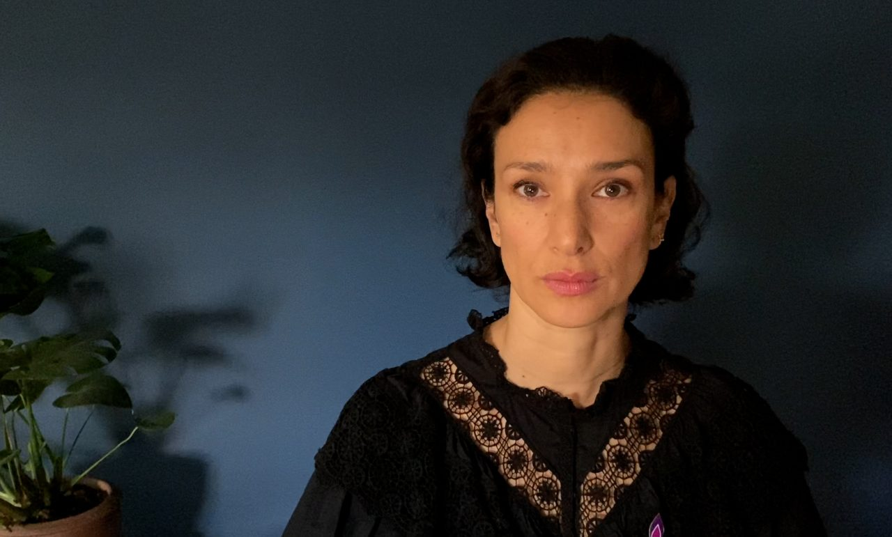 Indira Varma narrates the film 'Identity-based persecution today'