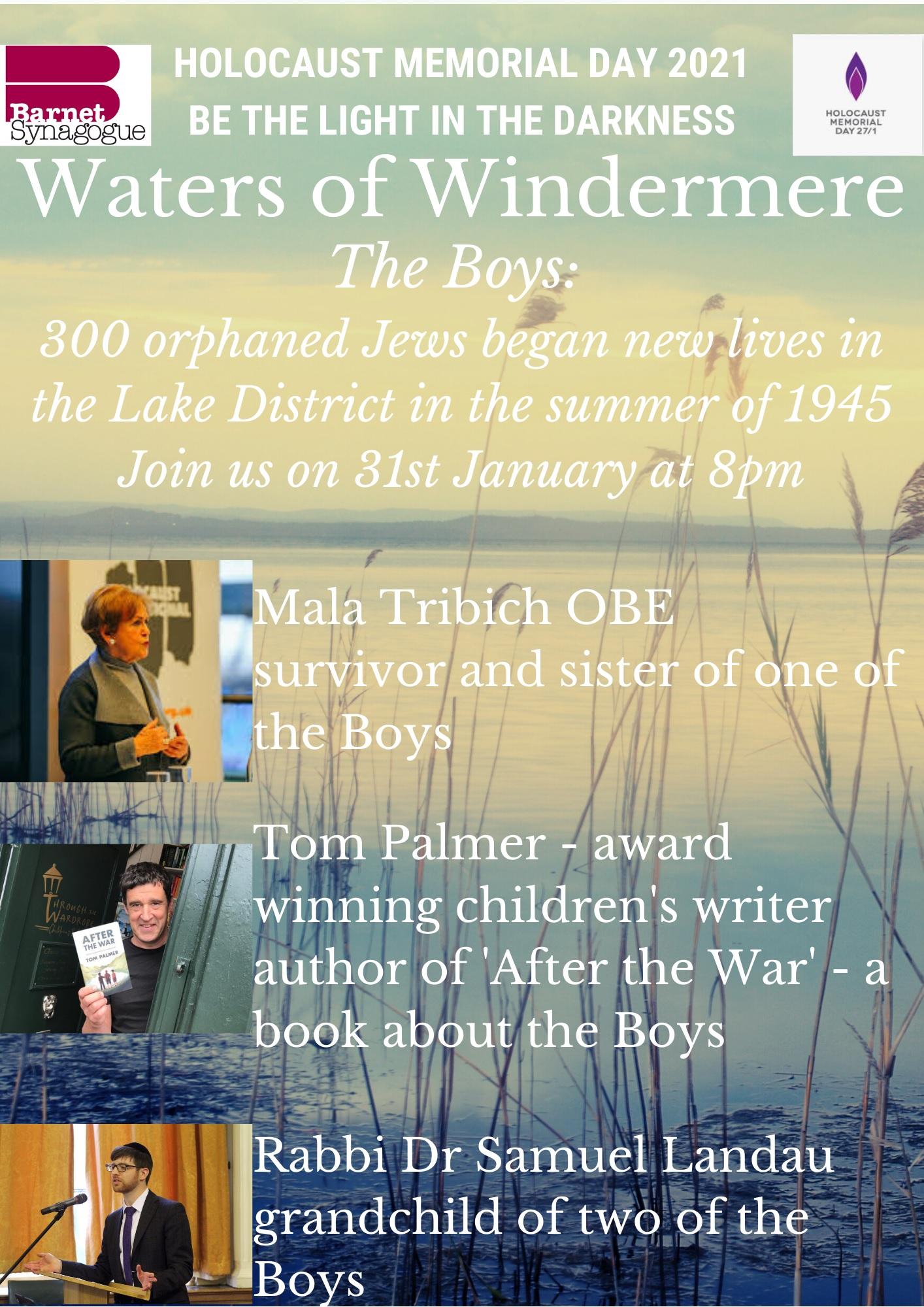Waters of Windermere