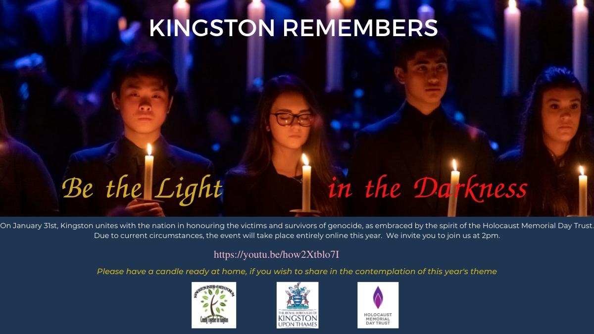 HMD 2021: Kingston Remembers