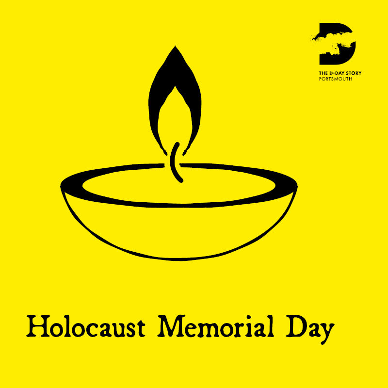 Holocaust Memorial Day: Ruth Barnett