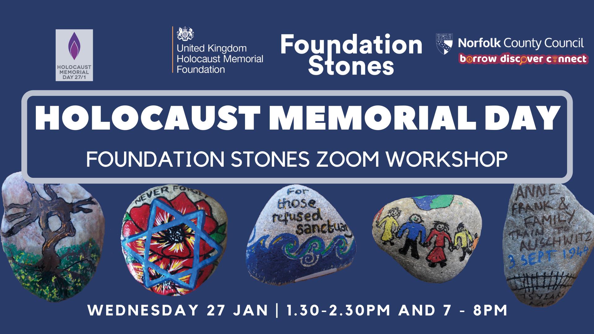 Foundation Stones Zoom Workshop