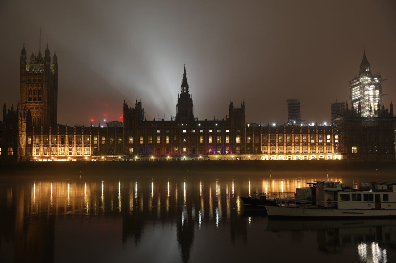 Houses of Parliament, London; Photo Credit Justin Grainge
