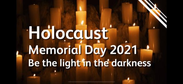Hackney's Holocaust Memorial Day Online Event