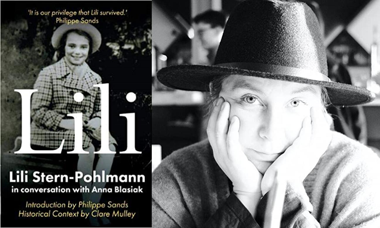 Anna Blasiak discusses the life and times of Lili Stern-Pohlmann, Polish Holocaust survivor