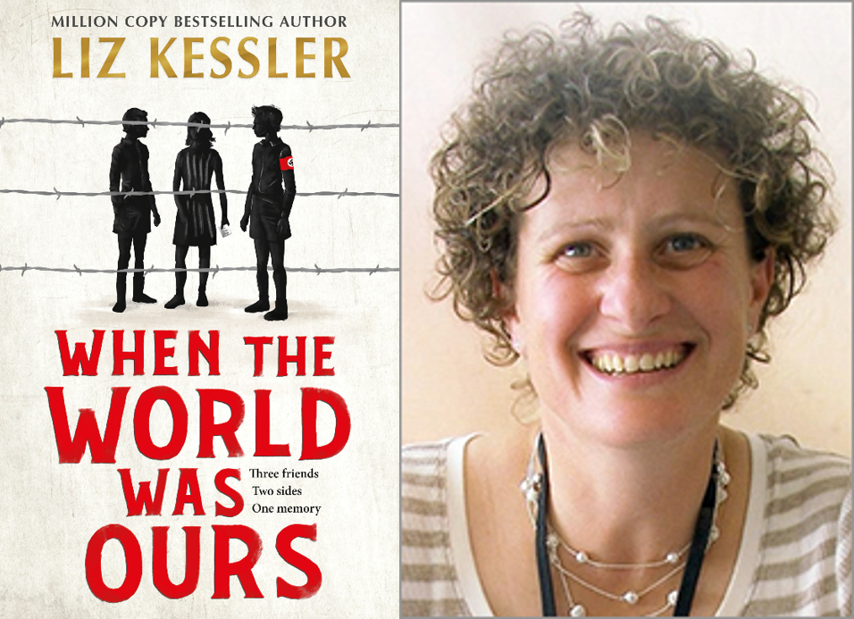 When the World Was Ours with Liz Kessler