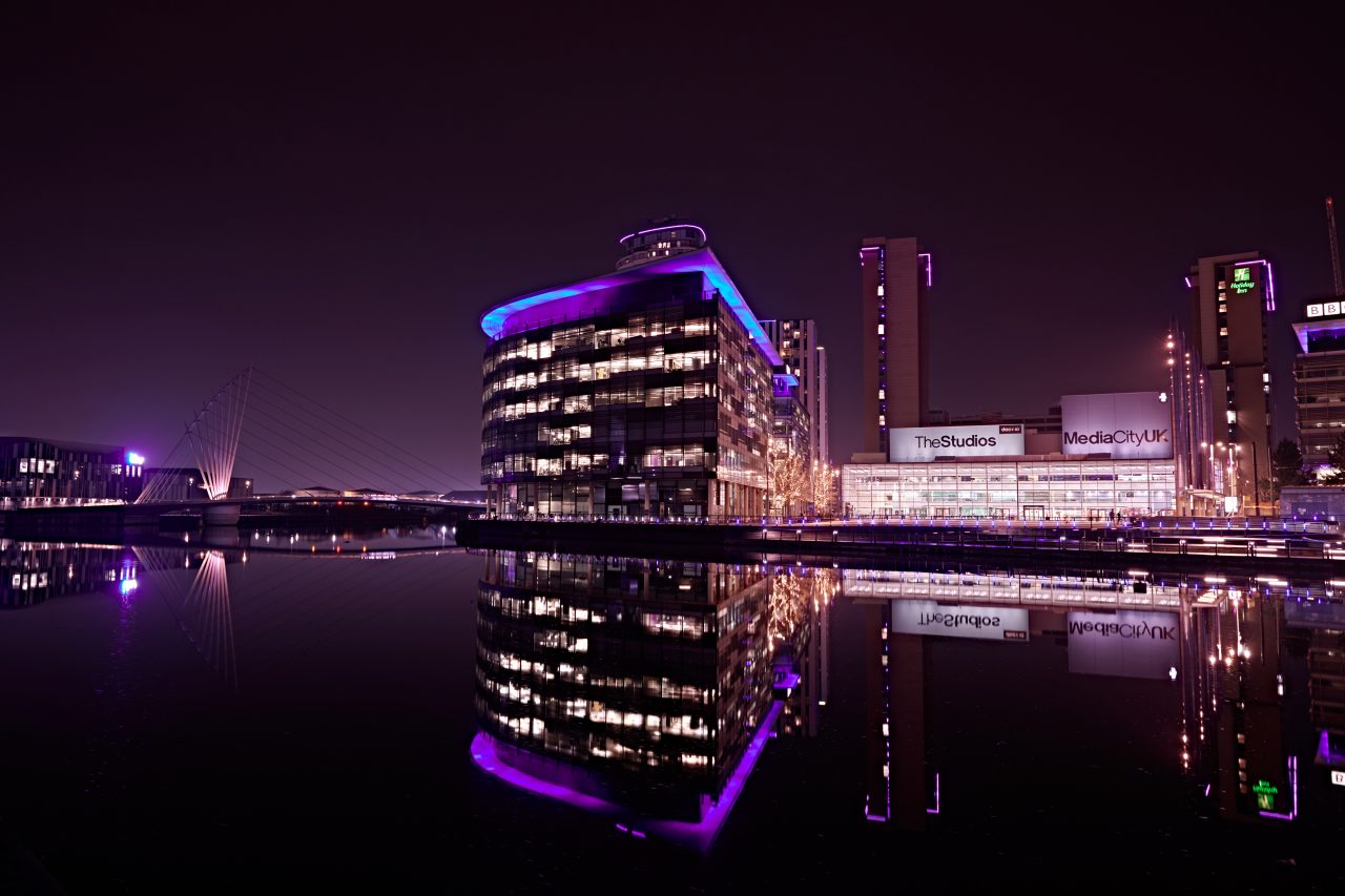 Media City, Manchester; Photo Credit Emma Phillipson
