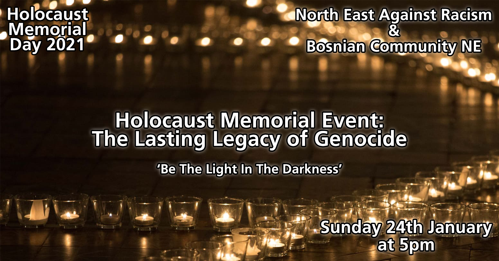 Holocaust Memorial Event: The Lasting Legacy Of Genocide