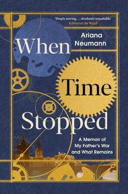 Ariana Neumann: When Time Stopped - live  Q&A with author