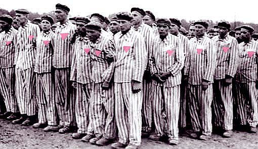 Nazi Persecution of gay people