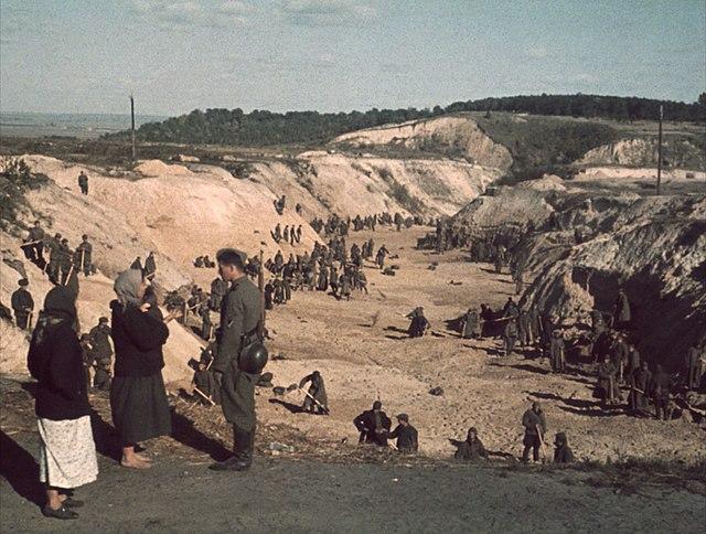 HMDT blog: 80 years ago over 33,000 Jewish people murdered at Babi Yar
